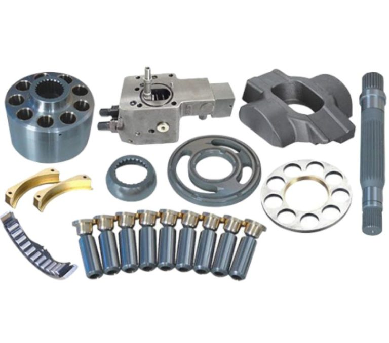 Sprawdź, czy układ hydrauliczny wymaga wymiany lub naprawy