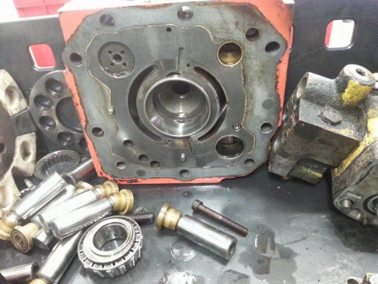 Warto regularnie kontrolować sprawność sprzętu hydraulicznego