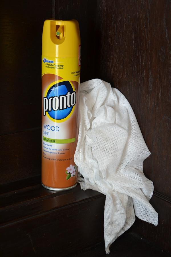 Brakuje ci czasu na posprzątanie danego miejsca?