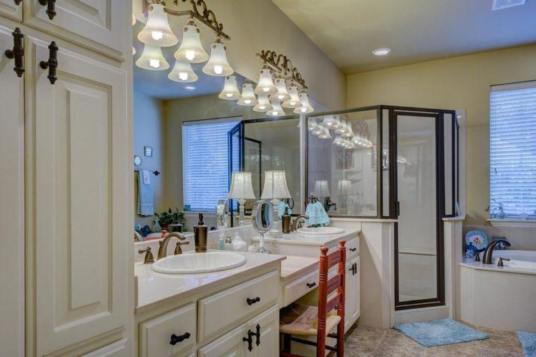Co chcielibyście zmienić w wyposażeniu swojej łazienki?